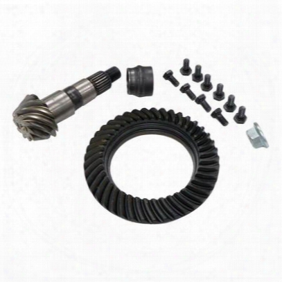 Crown Automotive Dana 30 Jk Front 4.10 Ratio Ring And Pinion - 68004094ab