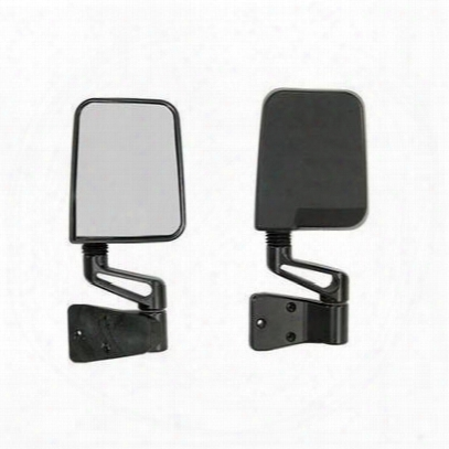 Croown Automotive Door Mirror Kit (black) - 82200834k