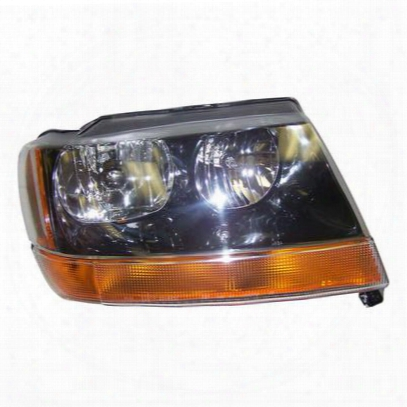 Crown Automotive Headlamp (clear) - 555155128ab