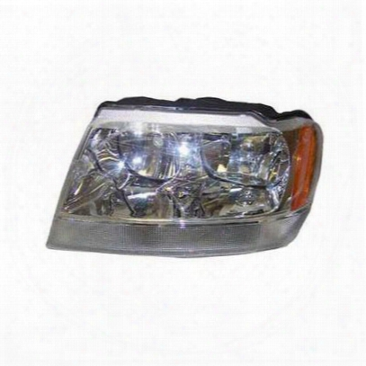 Crown Automotive Headlamp (clear) - 55155577ae