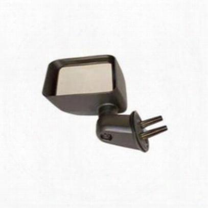 Crown Automotive Replacement Door Mirror (black) - 55077967ac