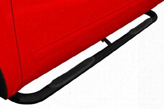 "1999-2017 Chevy Silverado Proz 3"" Premium Round Nerf Bars"
