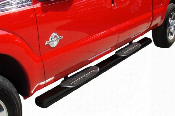 "2005 Dodge Ram Steelcraft 6"" Big Foot Oval Nerf Bars"