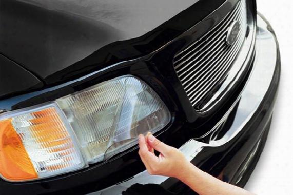 2011 Honda Cr-z X-pel Headlight Protection