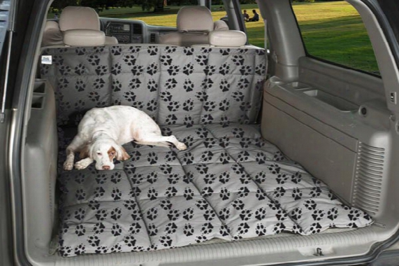2006 Honda Cr-v Canine Covers Crypton Paw Print Cargo Liner Dog Bed