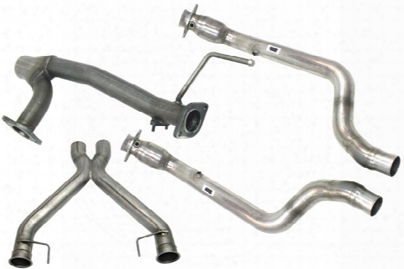 2002-2006 Chevy Avalanche Jba Mid-pipes