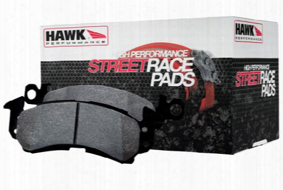 2016 Volkswagen Beetle Hawk Hih Performance Street Race Pads