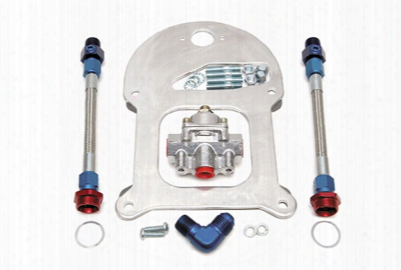 Edelbrock Fuel Pressure Regulator Kits - Carbureted Engines