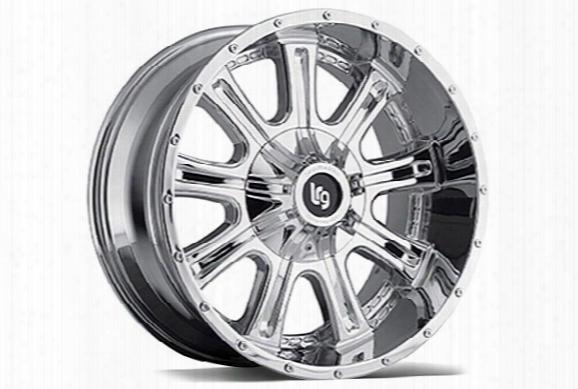 Lrg Rims Lrg105 Chrome Finish Wheels