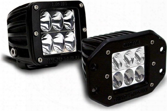 Rigid Industries D2 High & Low Led Lights