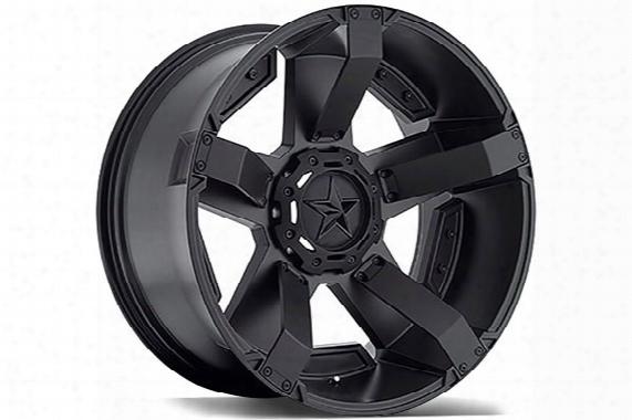 Xd Series 811 Rs2 Matte Black Wheels