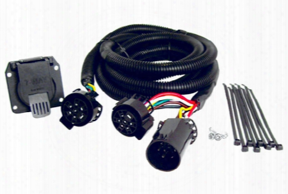 Curt Fifth Wheel & Gooseneck Wiring Harness - Curt Hitch Wiring