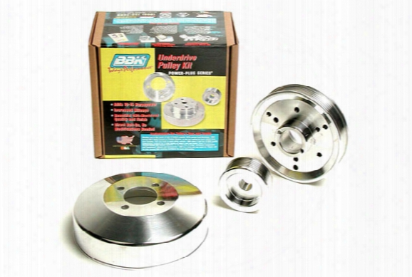 Bbk Underdrive Pulley Sets, Bbk - Underdrive Pulleys