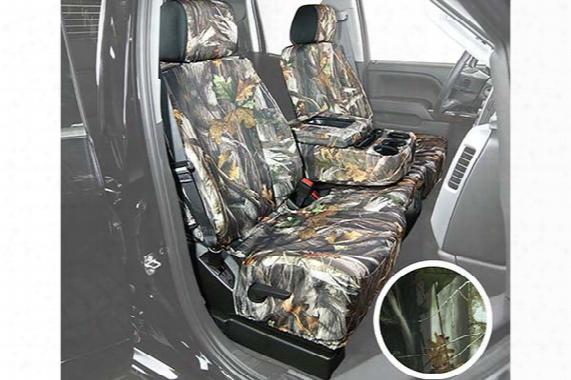 2003 Honda Element Saddleman Camo Neoprene Seat Covers