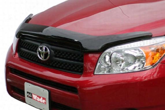 2004-2012 Nissan Pathfinder Wade Platinum Bug Shield By Westin