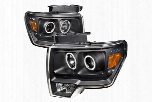 2004 Volkswagen Beetle Spec-d Headlights