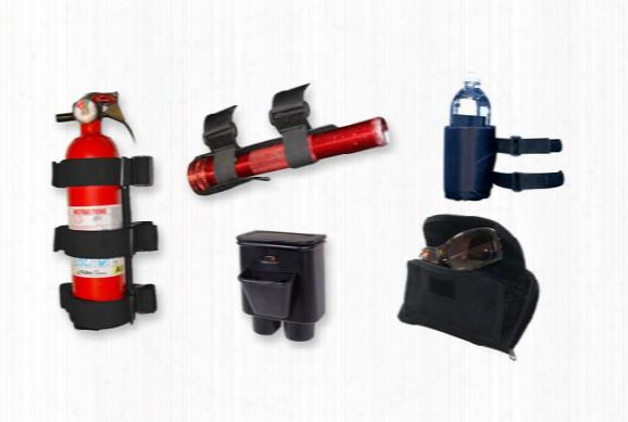 Rugged Ridge Jeep Storage Kits - Jeep Wrangler Storage Accessories