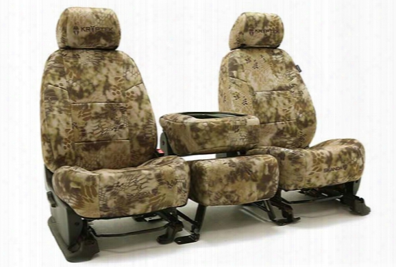 2011 Honda Cr-z Skanda Kryptek Camo Ballistic Canvas Seat Covers