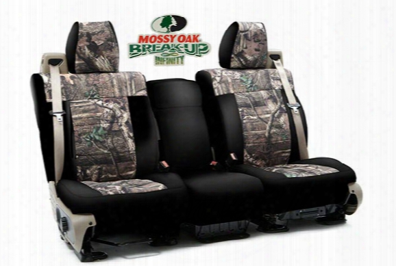 Coverking Neosupreme Mossy Oak Camo Seat Covers - Camouflage Car Seat Covers