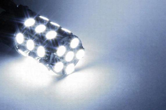 2011 Honda Cr-z Putco 360 Led Bulbs