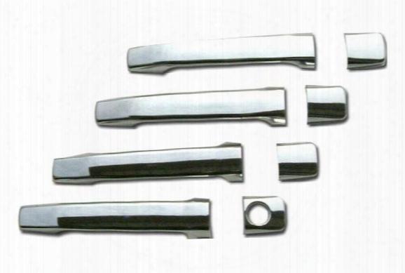 2006 Mazda 6 Wellstar Chrome Door Handle Covers