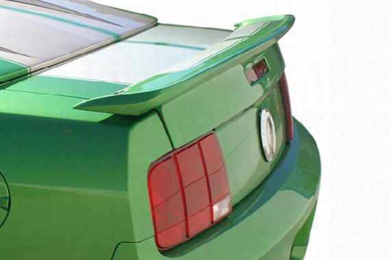 2007-2008 Nissan Versa Street Scene Rear Spoilers