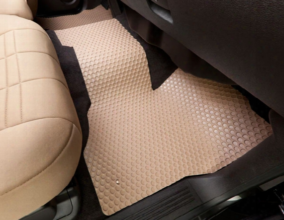 2007 Chevy Silverado Lloyd Mats Rubbertite Rubber Floor Mats
