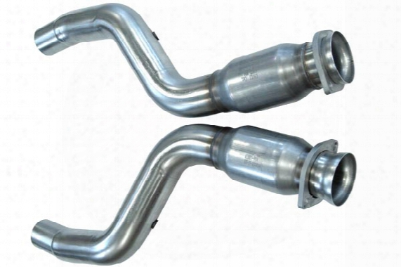 2008-2014 Dodge Challenger Kooks Exhaust Connection Pipes