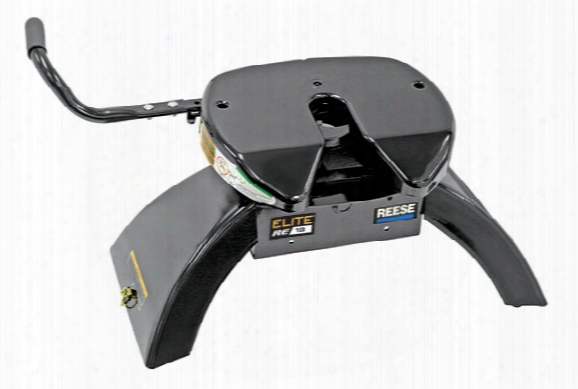 Reese Elite Series Fifth-wheel Hitch - 5th Wheel Trailer Hitches