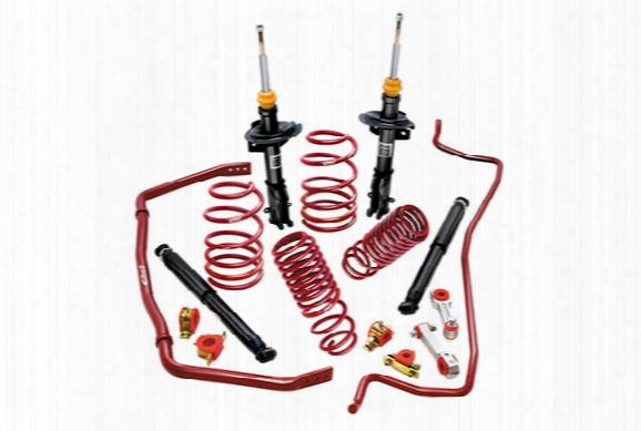 Eibach Sport-system-plus Suspension Kit - Spring, Struts & Sway Bars By Eibach