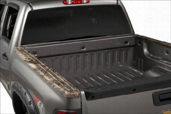 Stampede Rail Topz Camo Bed Caps - Camouflage Truck Bed Caps