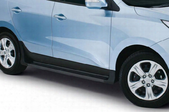 Egr Integrated Side Step Running Boards - Egr Side Steps