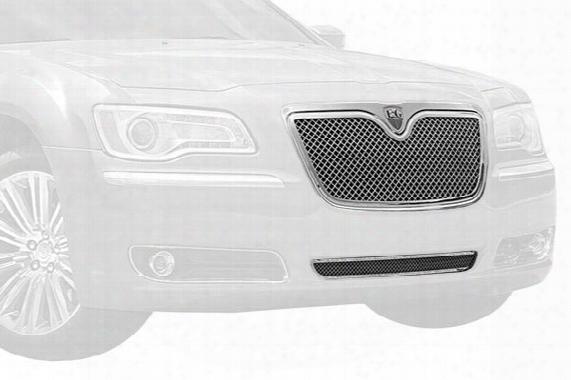 2013 Cadillac Escalade E&g Classics Ultimate Series Mesh Grilles 1009-0940-07a Main & Bumper Grille