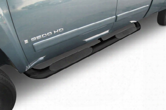 "2015 Dodge Ram Tuff-bar 4"" Oval Nerf Bars 5-45653"