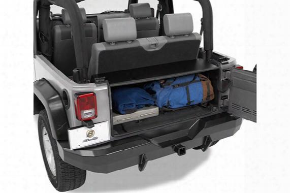 2014 Jeep Wrangler Bestop Instatrunk