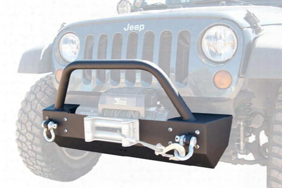 Or-fab Front Winch Bumper - Front Bumper With Winch Mounts