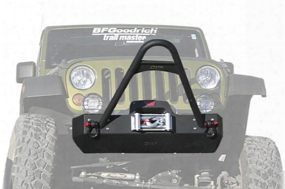 Or-fab Stinger Bumper - Jeep Wrangler Stinger Bumpers W/ Winch Plates
