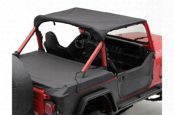 1987-2016 Jeep Wrangler Smittybilt Jeep Half Tops