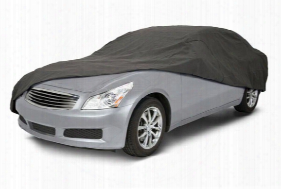 Classic Accessories Polypro Iii Car Cover 10-020-251001-00