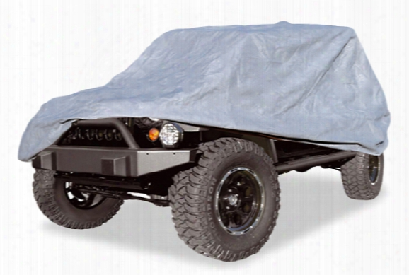 Rugged Ridge Jeep Covers, Rugged Ridge - Car Covers - Indoor Car C Overs