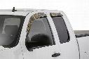 Stampede TAPEONZ Sidewind Camo Window Deflectors - Stampede Camo Vent Visors