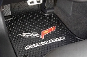 Lloyd Mats Corvette Signature Rubber Mats - Lloyd Corvette Floor Mats