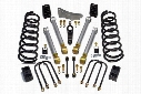 "2007 Ford F-250 ReadyLIFT Off Road Lift Kit 49-2007 Series 2 - 5"" Off Road Lift Kit without Shocks"