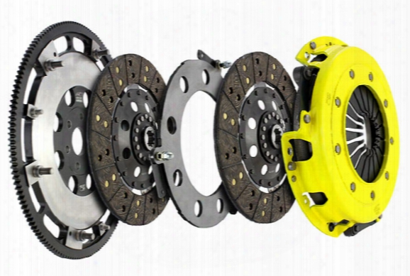 1967-2017 Chevy Camaro Act Twin Disc Heavy Duty Race Clutch Kits