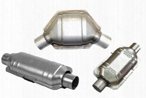 1980-1991 Volkswagen Vanagon Eastern Catalytic Universal Catalytic Converters -