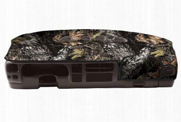 1999-2006 Volkswagen Golf Coverking Mossy Oak Camo Velour Dashboard Cover