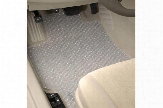 1994 Chevy C/k 1500 Intro-tech Automotive Clear Hexomat Floor Mats Rt-1f-cv-120b 1-piece Front Floor Mat