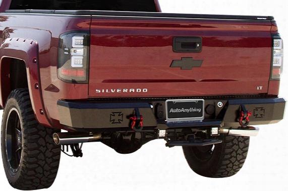 1999-2017 Chevy Silverado Iron Cross Hd Rear Bumpers