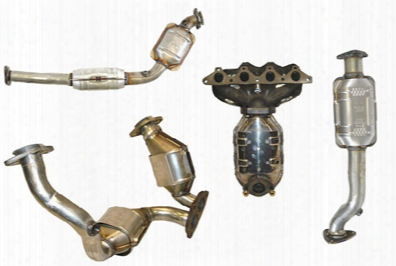 Eastern Catalytic Direct-fit Catalytic Converters - 50-state Legal