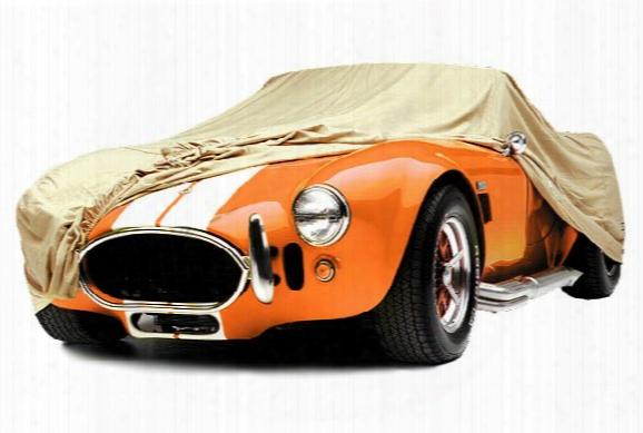 2001 Honda Cr-v Covercraft Tan Flannel Custom Car Cover